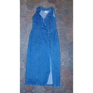 USA Denim Dress